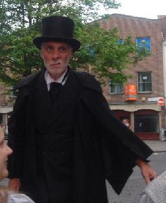 York Ghost Walk Guide