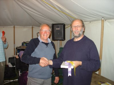 Winner - Best Plastic - Graham Johnston